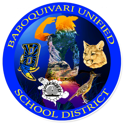 Baboquivari Unified School District Logo
