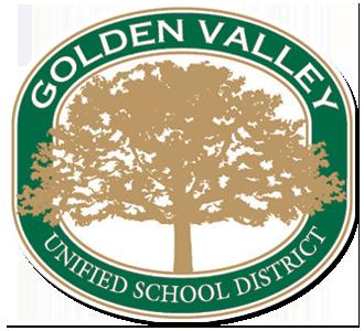 Golden Valley Unified School District Logo