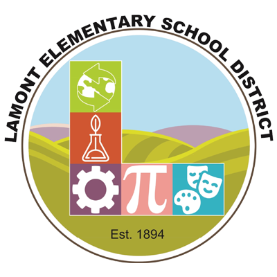 Lamont Elementary School District Logo
