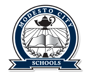 Modesto City Schools Logo
