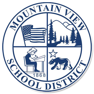 Mountain View Elementary School District Logo