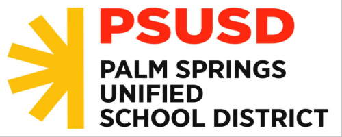 Palm Springs Unified School District Logo