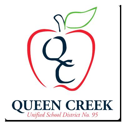 Queen Creek Unified School District Logo