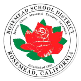 Rosemead Elementary School District Logo