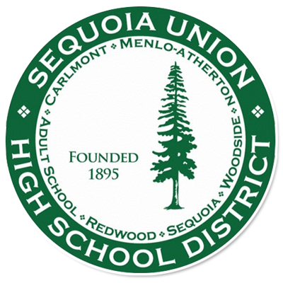 Sequoia Union High School District Logo